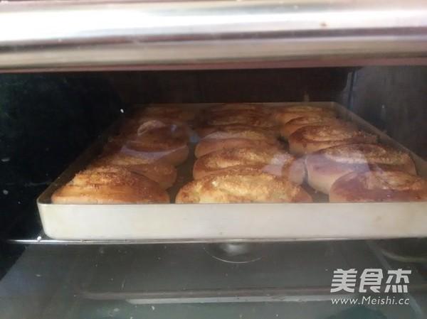 椰蓉面包怎样煸
