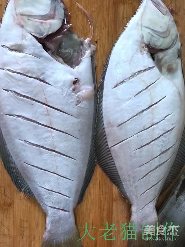 家常焖鸦片鱼的做法图解