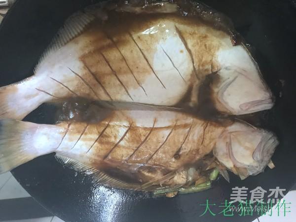 家常焖鸦片鱼的简单做法