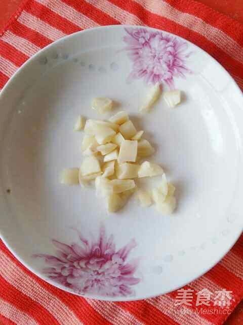 腊肉炒萝卜干的简单做法