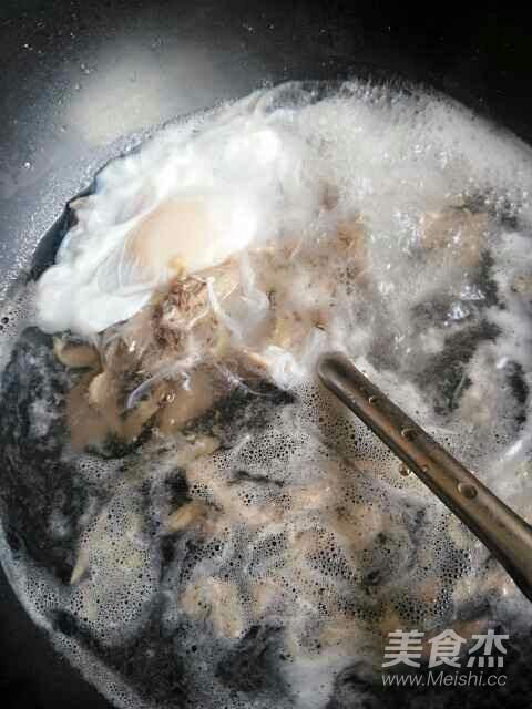 鸽肉窝蛋面的简单做法
