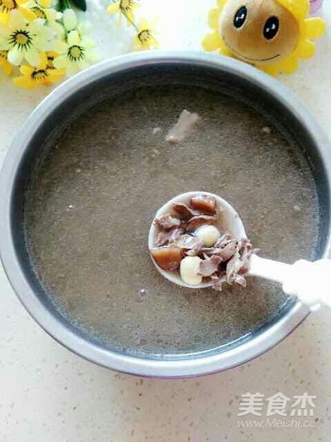 红枣莲子猪心汤的简单做法