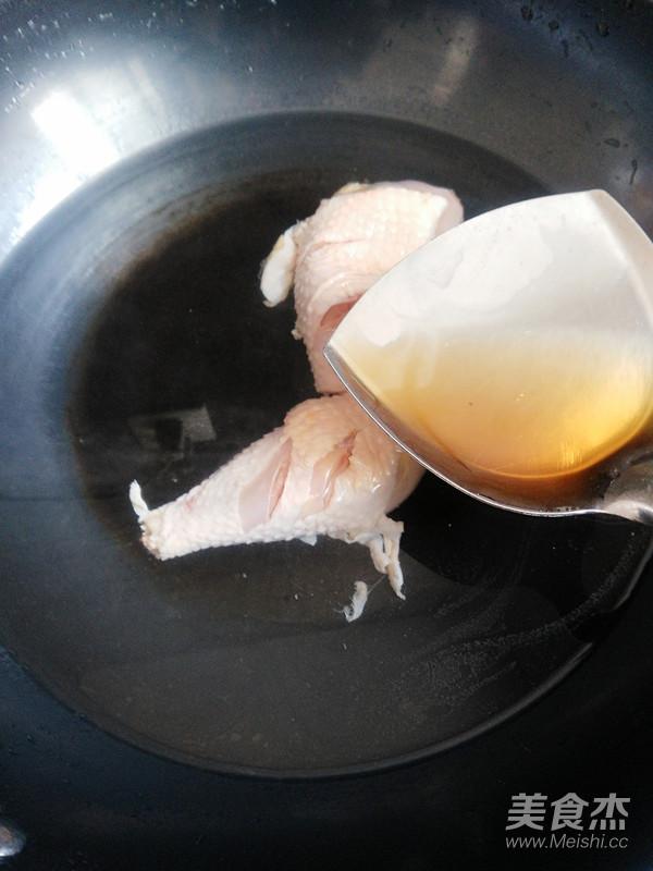 香菇蒸鸡腿的做法图解