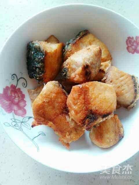 青椒豆豉焖草鱼的简单做法