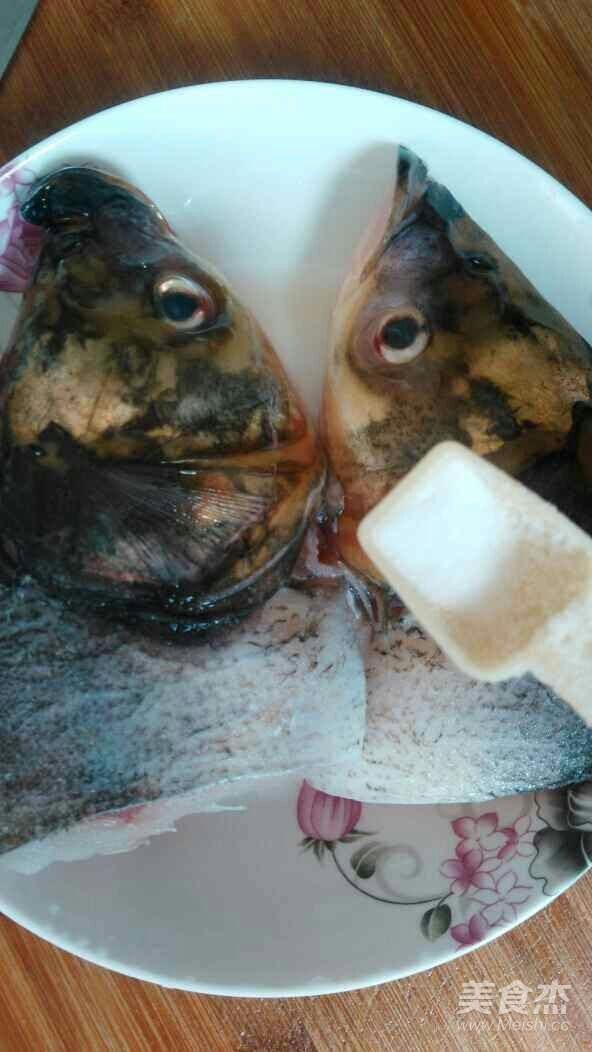 剁椒鱼头的做法图解