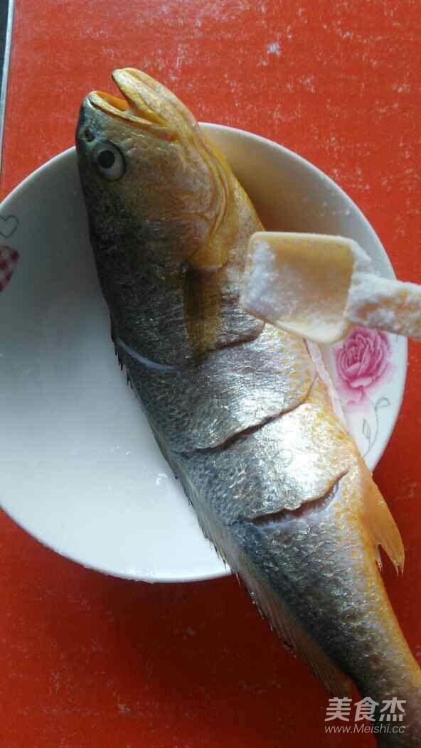 清蒸黄鱼的简单做法