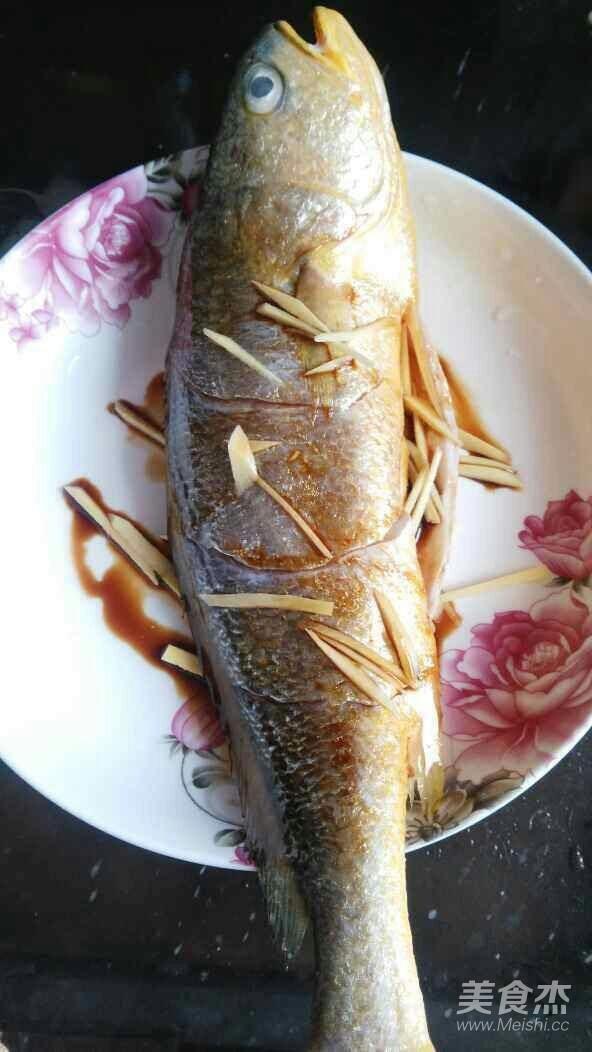 清蒸黄鱼怎么做