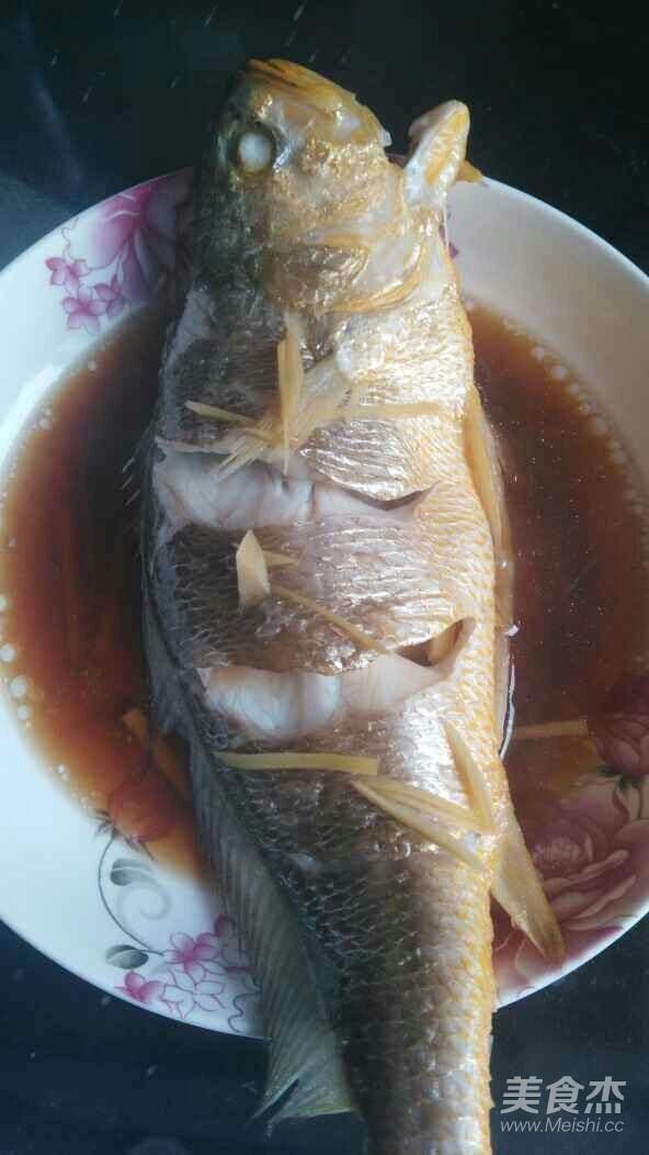 清蒸黄鱼怎么煮