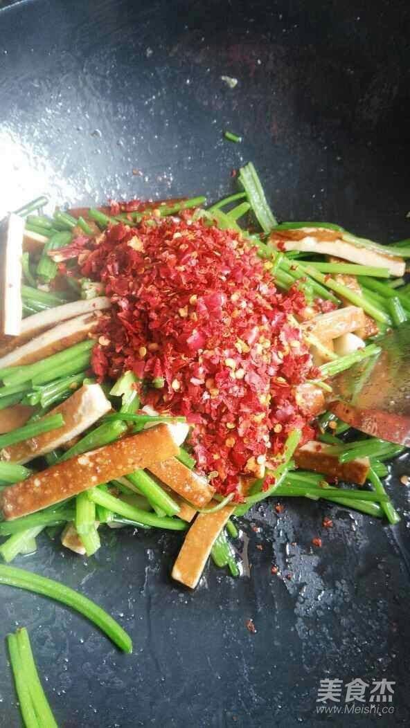 芹菜炒香干怎么煮