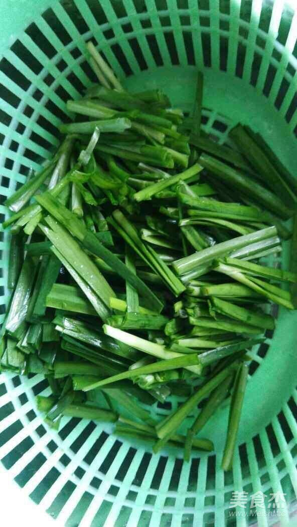 韭菜炒豆腐丝的做法大全
