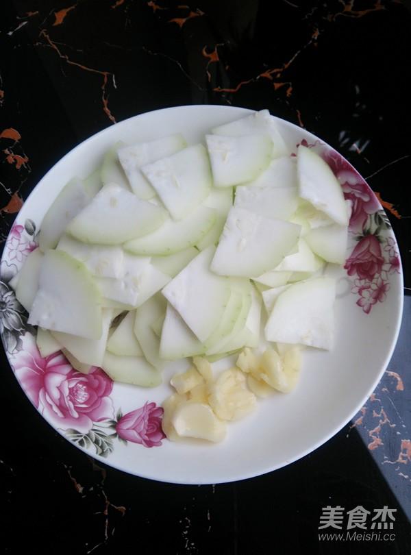 蒲瓜炒蛋的做法图解