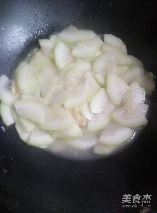 蒲瓜炒蛋怎么炒