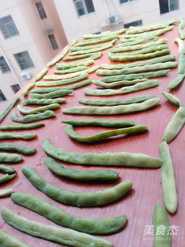 酸四季豆炒腊肉的简单做法
