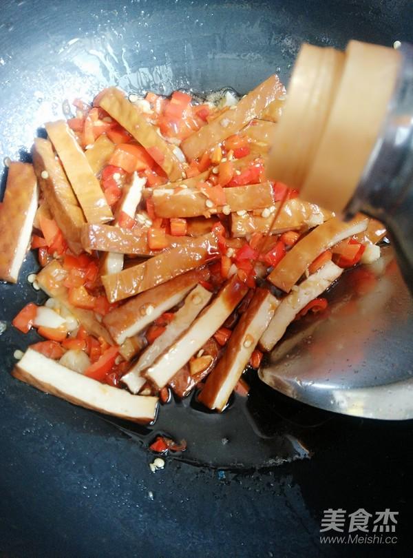韭菜炒熏干怎么煮
