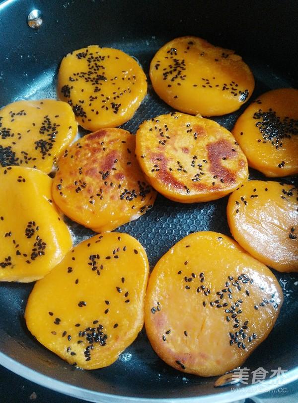 芝麻南瓜饼怎么煮