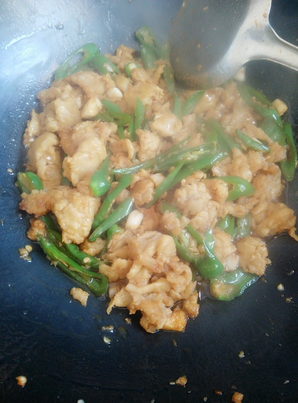 辣炒薯粉鸡公蛋怎么煮
