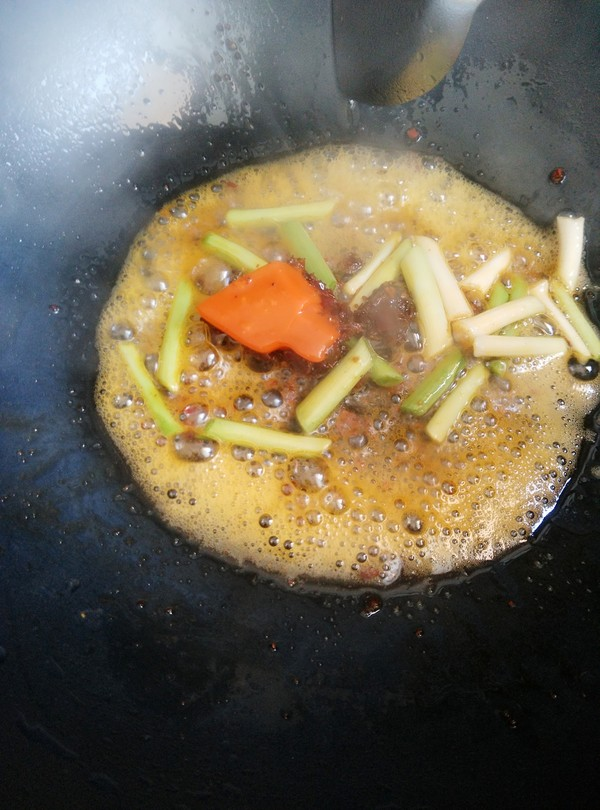 麻辣鱼块的简单做法