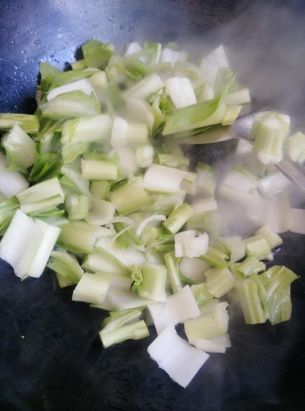 白菜苔炒木耳怎么做