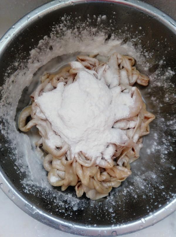 泡椒卤鸭肠的简单做法