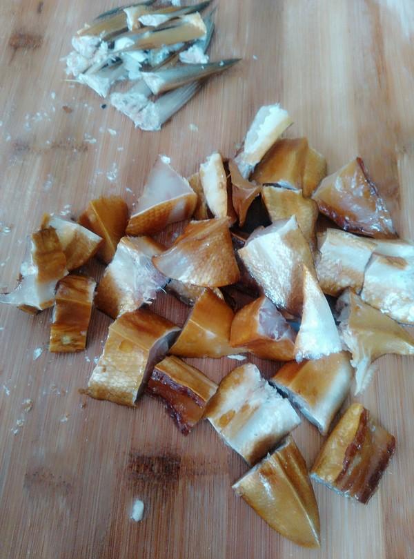 腊鱼腩蒸芋头的简单做法
