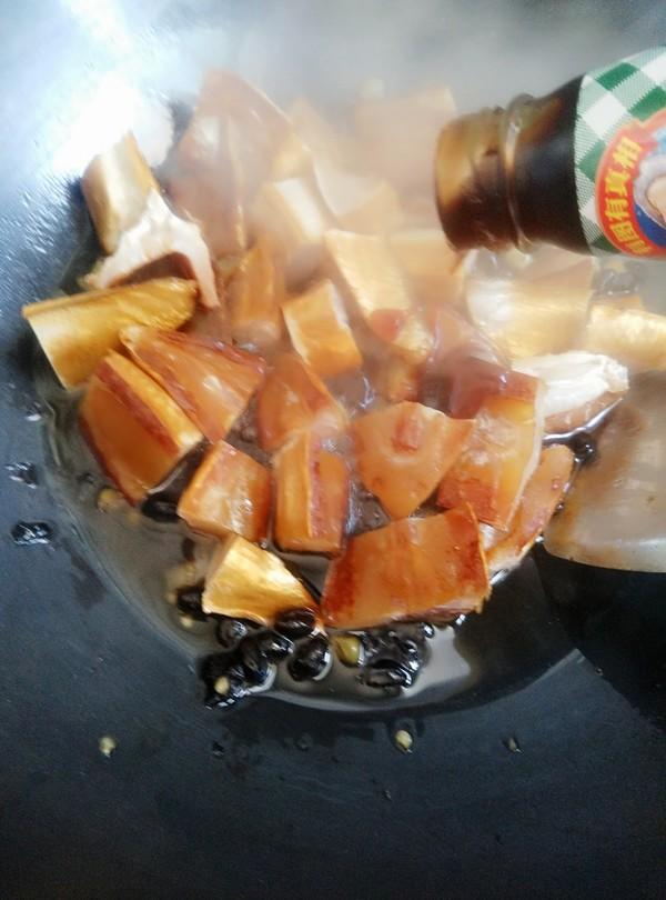 腊鱼腩蒸芋头怎么煮