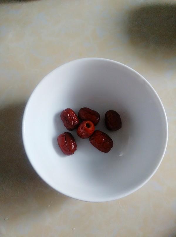 红枣姜汤圆的做法图解