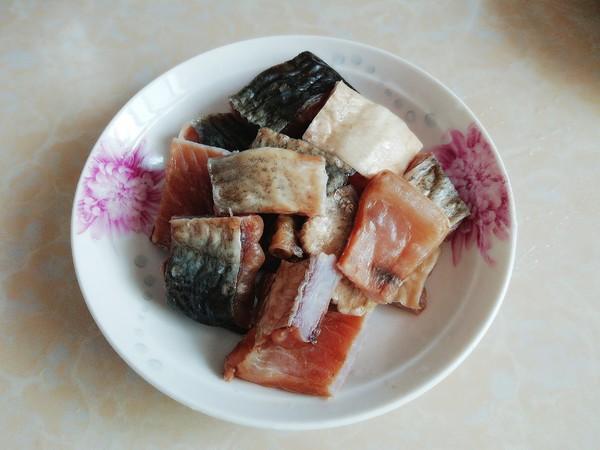 蒸腊鱼的做法图解
