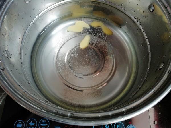 红糖鸡蛋姜汤的做法图解