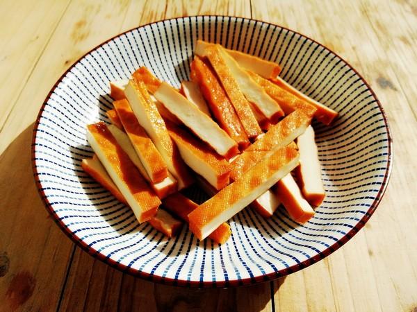 萝卜干炒腊肉的简单做法