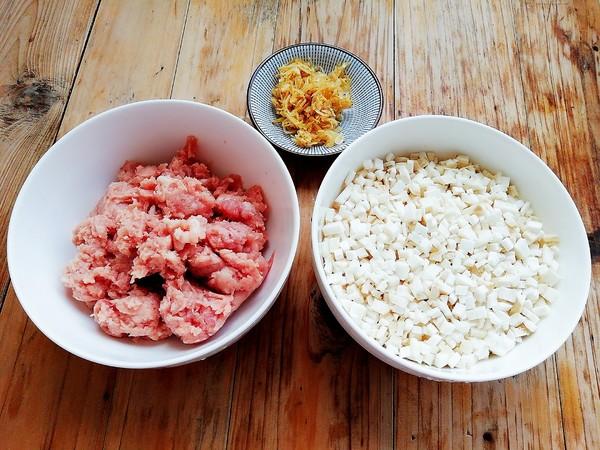 南瓜鲜肉包的简单做法