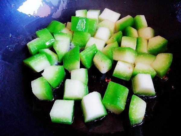 肉末酱烧毛冬瓜怎么吃