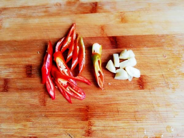 辣椒炒茄子的家常做法