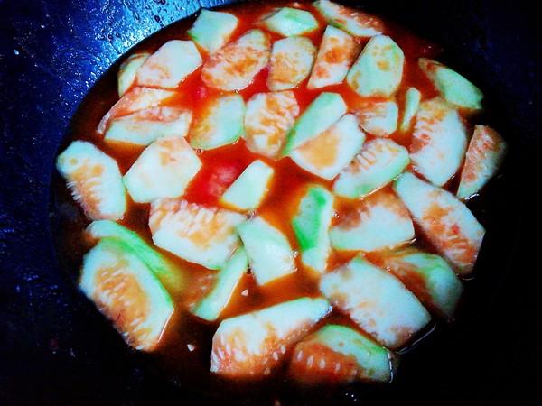 番茄丝瓜蛋汤怎么做