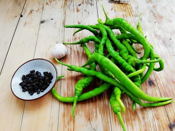 豆豉煎辣椒的做法大全