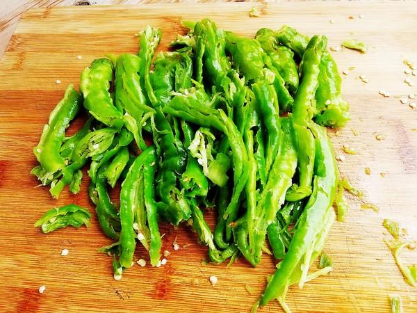 豆豉煎辣椒的做法图解