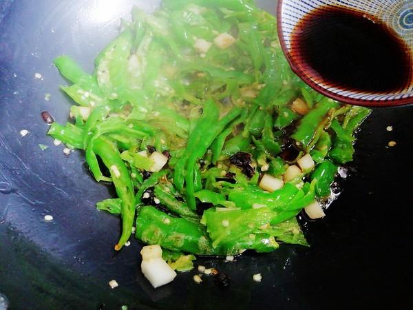 豆豉煎辣椒怎么炒