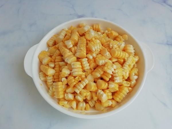 奶香玉米汁的步骤