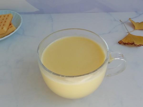 奶香玉米汁成品图