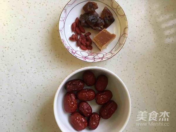 桂圆红枣糖水的做法大全