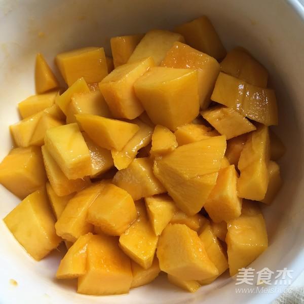 芒果酸奶冻的做法图解
