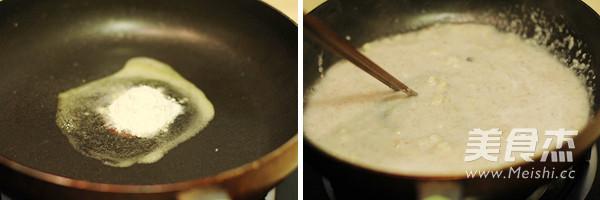 香浓奶油蘑菇汤怎么做
