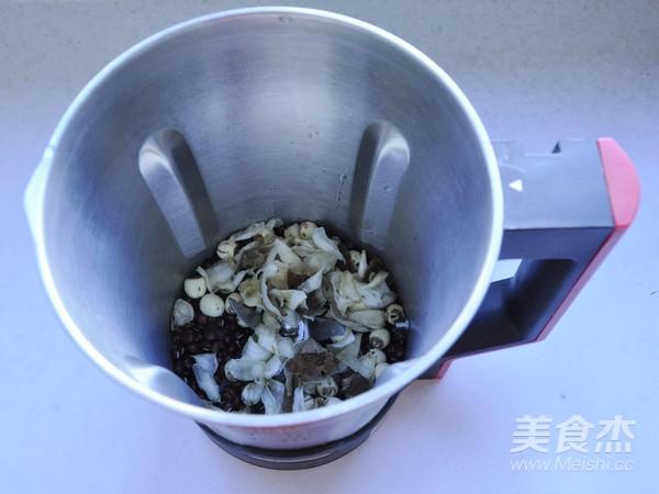 莲子百合红豆浆的做法图解