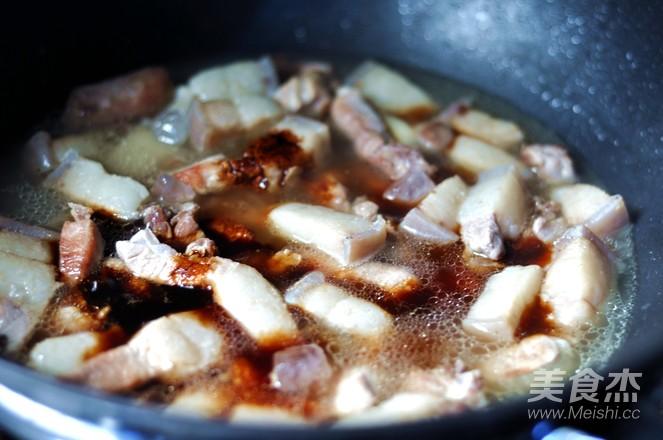 烧红肉怎么煮
