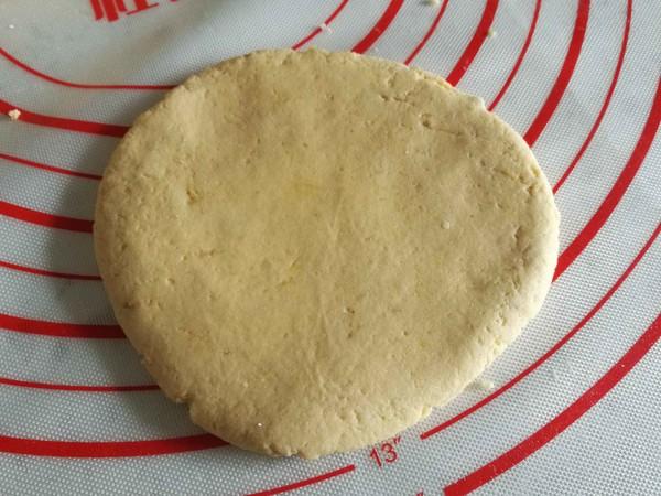 网红拉丝红薯饼怎么吃