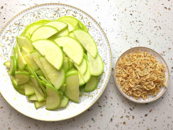 美味减脂餐-虾米西葫芦的做法大全