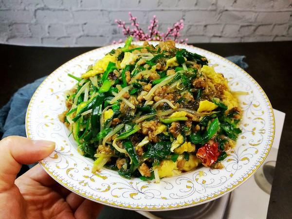 炒合菜-配米饭和春饼都能吃到撑怎么煸
