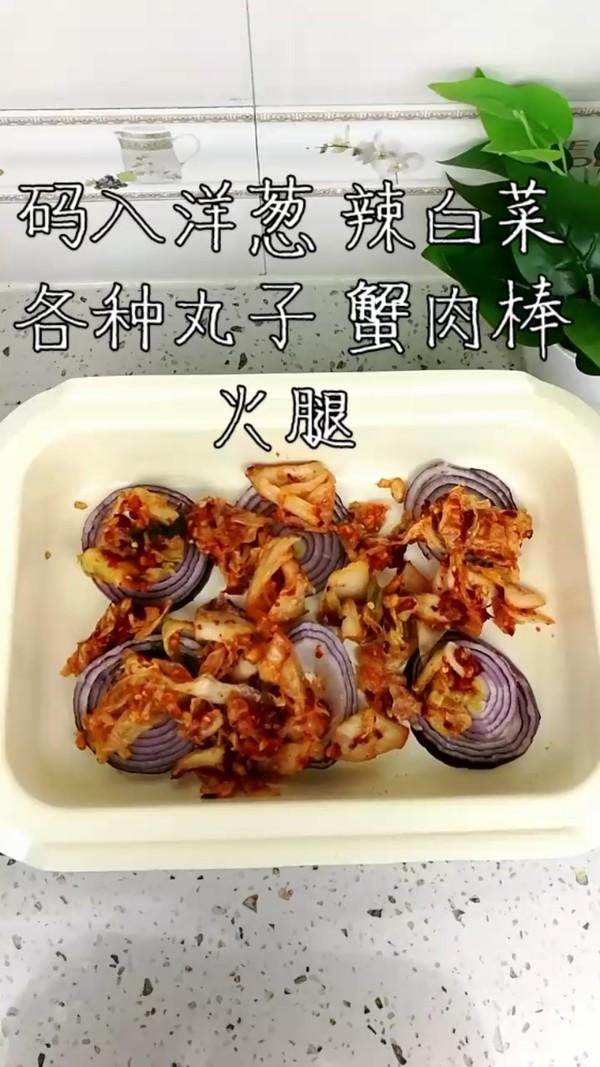 部队火锅-韩式美味小火锅的做法大全