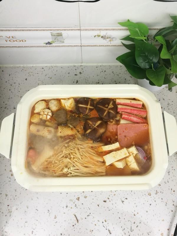 部队火锅-韩式美味小火锅的家常做法