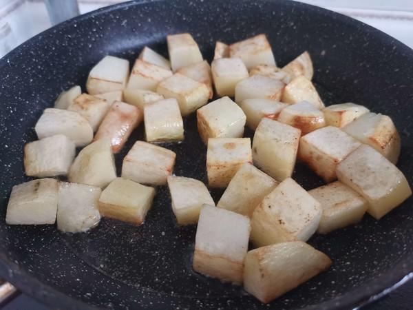 家常炒-少油版地三鲜怎么吃