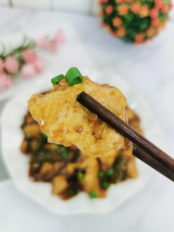 酱焖豆腐怎么煸